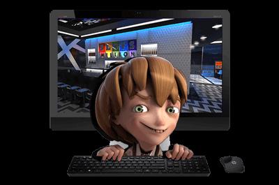 Bei SlotsMillion können Sie Virtual Reality Casino Spiele mit Ihrer VR Brille Spielen