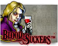 Sogar der neue Virtual Reality Spielautomat Bloodsuckers ist in der Slotsmillion Casino App verfügbar