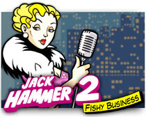 Sogar der neue Virtual Reality Spielautomat Jackhammer 2 ist in der Slotsmillion Casino App verfügbar