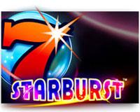 Sogar der neue Virtual Reality Spielautomat Starburst ist in der Slotsmillion Casino App verfügbar
