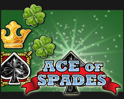 Ace Of Spades VR Spielautomat