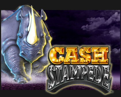Cash Stampede VR Spielautomat
