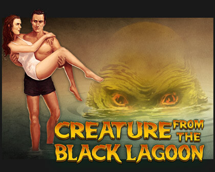 Creature From The-Black Lagoon VR Spielautomat