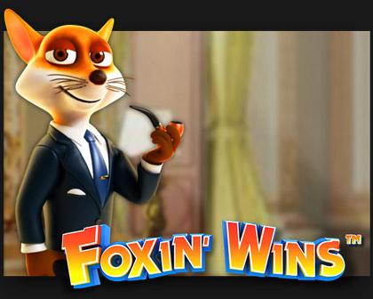 Foxin Wins VR Spielautomat