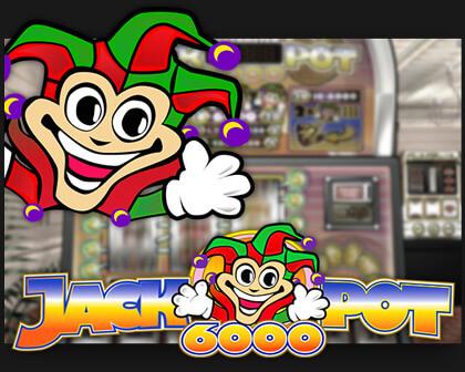 Jackpot 6000 VR Spielautomat