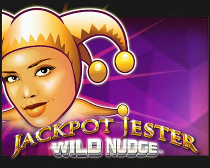 Jackpot Jester Wild Nudge VR Spielautomat