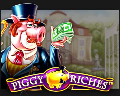 Piggy Riches VR Spielautomat