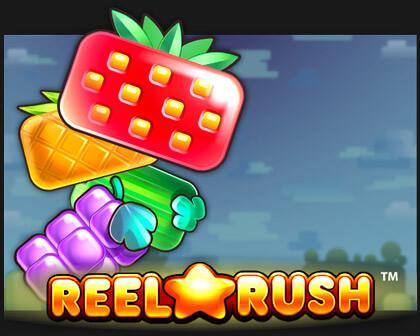 Reel Rush VR Spielautomat