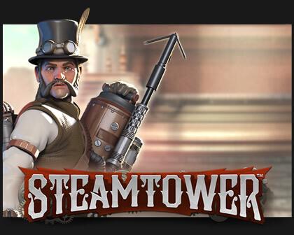 SteamTower VR Spielautomat