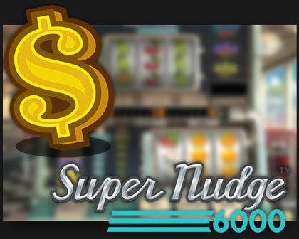 Super Nudge 6000 VR Spielautomat