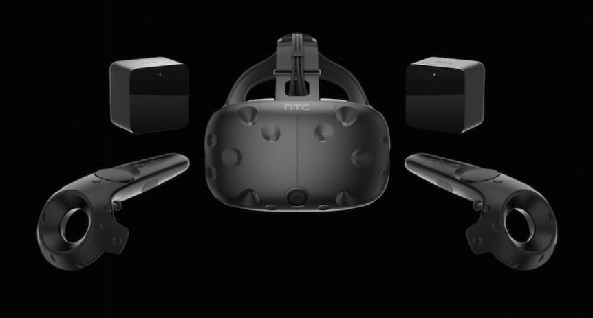 HTV Vive VR Headset