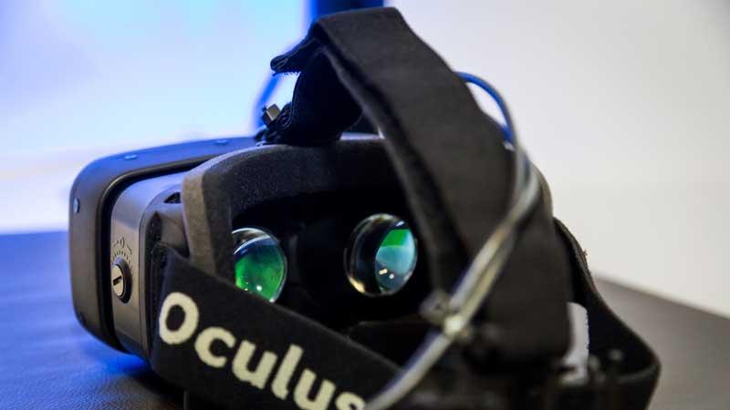 Oculus Rift VR Brille